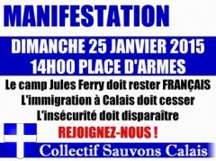 france,calais,identité,immigration,clandestin,résistance