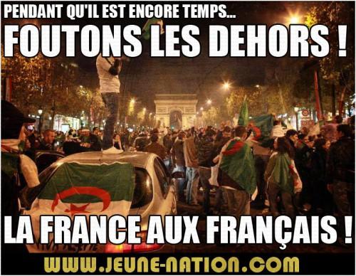 france,immigration,islamisation,identité,invasion migratoire,résistance