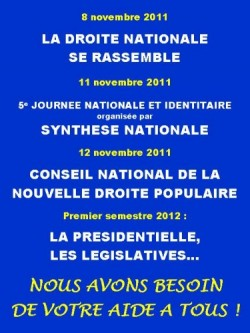 france,synthèse nationale,ndp,pdf,mnr,droite nationale