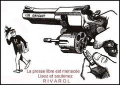 france,rivarol,monoprix,pensée unique,lobbies,résistance