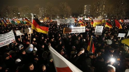 europe,allemagne,dresde,immigration,islamisation,résistance