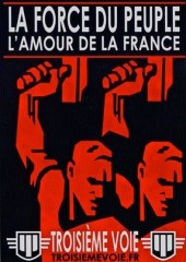 france,droite nationale,solidarisme,identité,3e voie,synthèse nationale